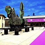 Great attendance of public at Fluorescence Biennale