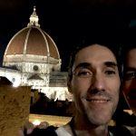 Pablo Peña & Pako Campo in Florence, Italy