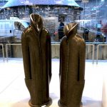 """Big Robes Couple"" by Anita Birkenfeld"
