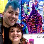 Pako Campo & Perni at Fluorescence Biennale