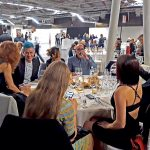 "The event was intended to be a ""Gala dinner"" at Fluorescence Biennale"