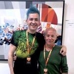 Pako Campo & Antoine Harillo at Fluorescence Biennale