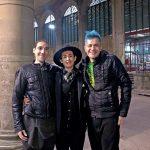 Pablo Peña, Sara Laviashvili & Pako Campo