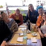 Last artists lunch in Florence