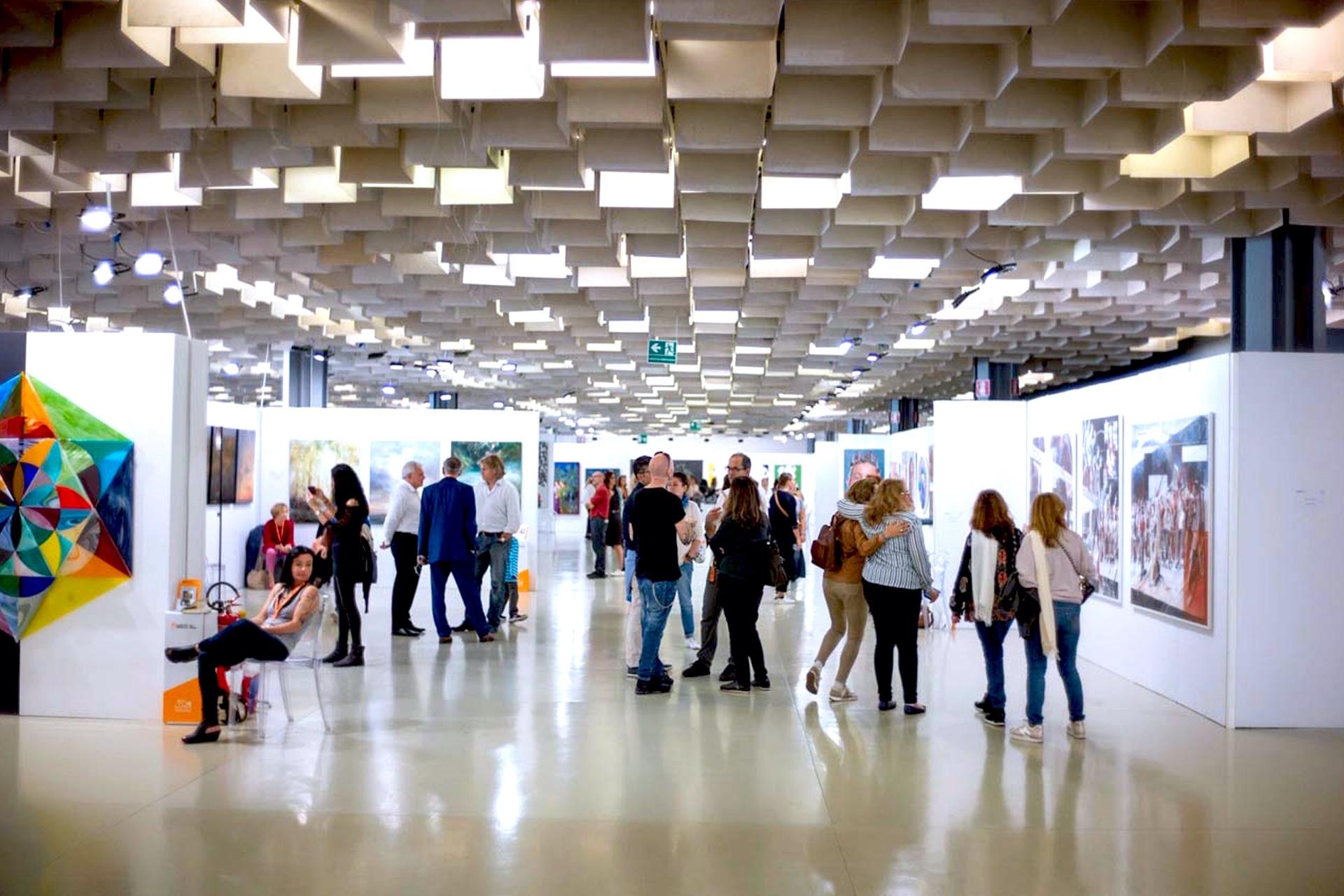 InfoCañuelas. Perni y su rica experiencia en la Bienal de Florencia