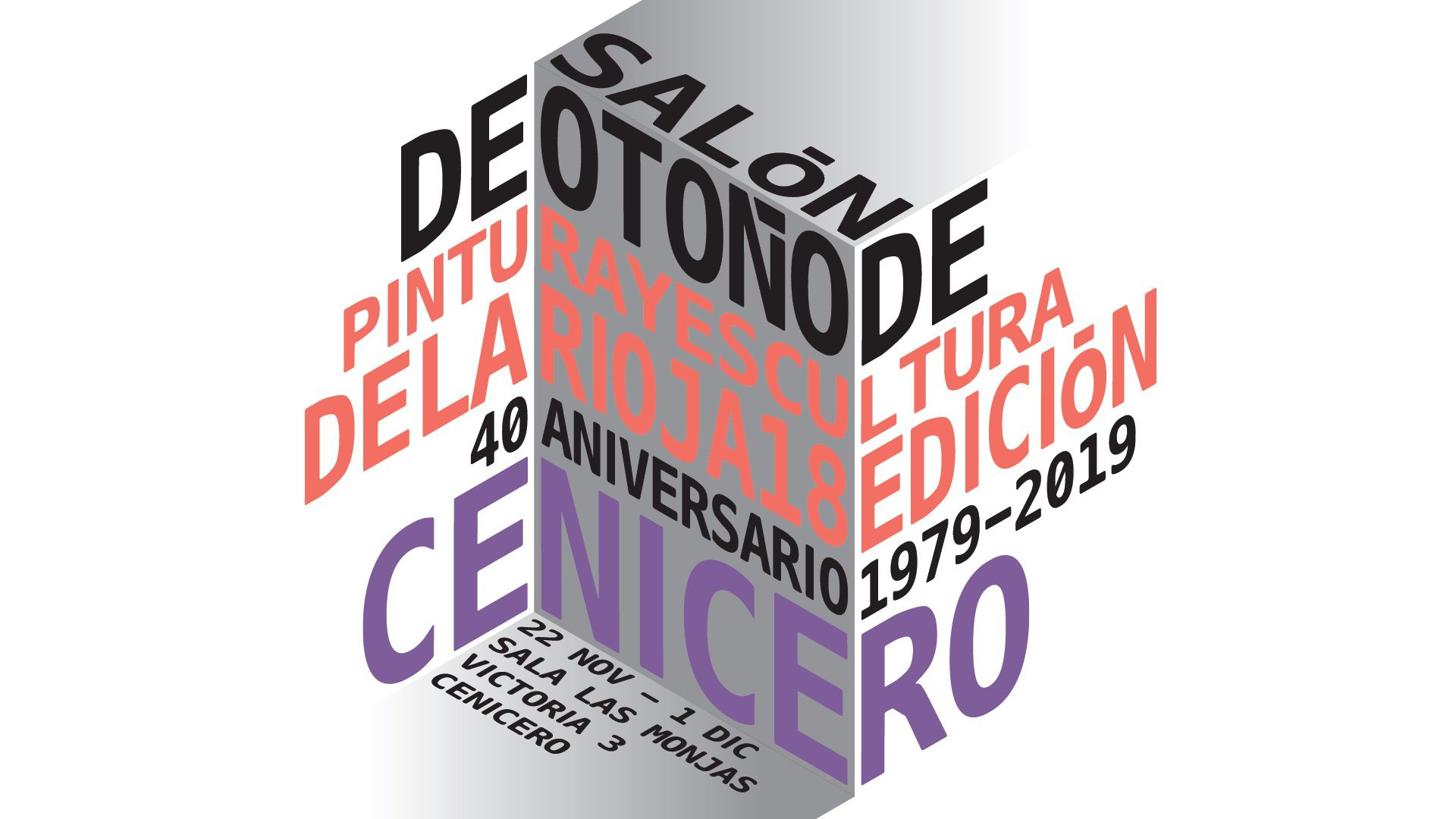 Guía de La Rioja. XVIII edición del Salón de Otoño de Pintura y Escultura de La Rioja