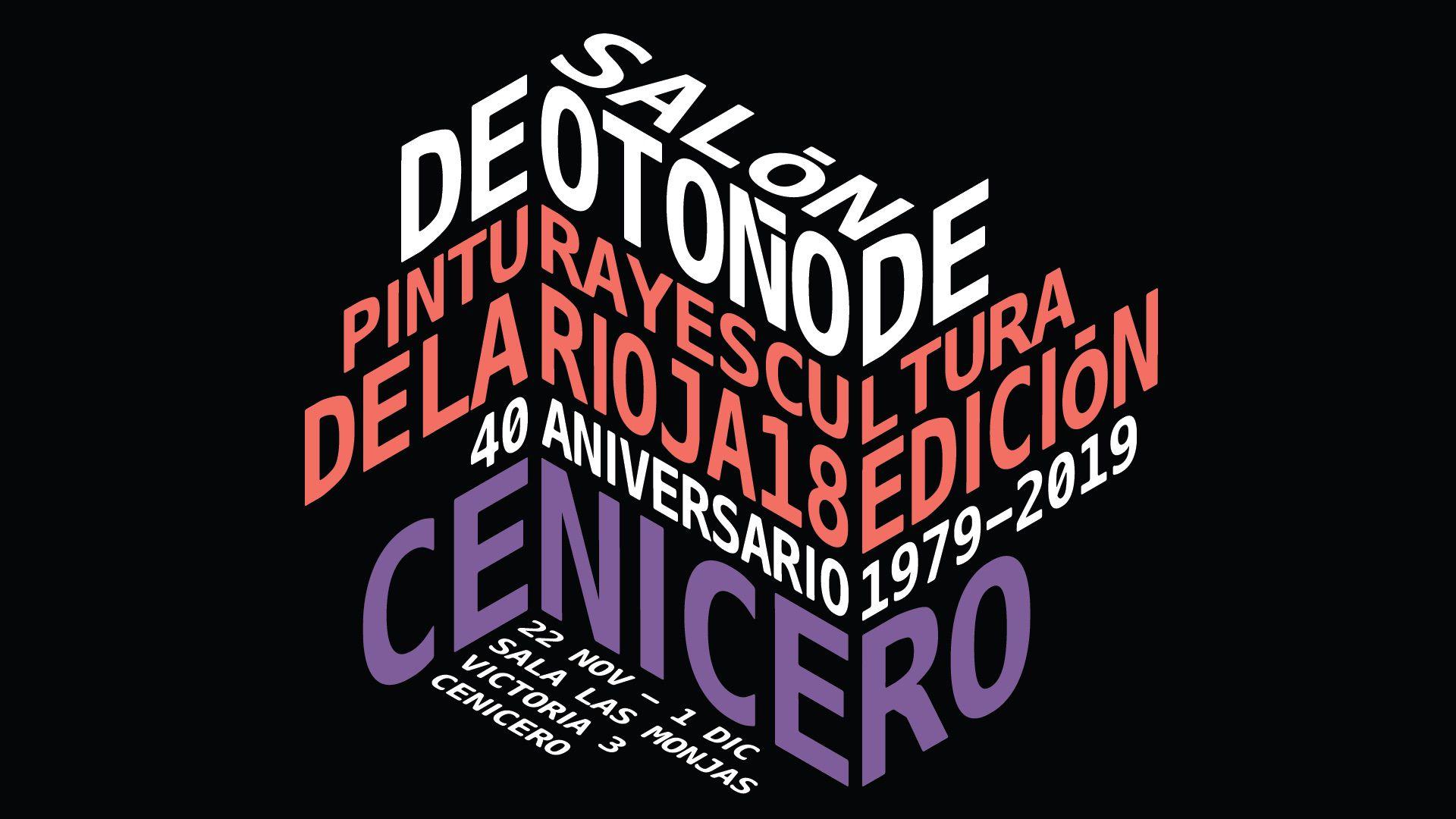 18º Salón de otoño de pintura y escultura de La Rioja