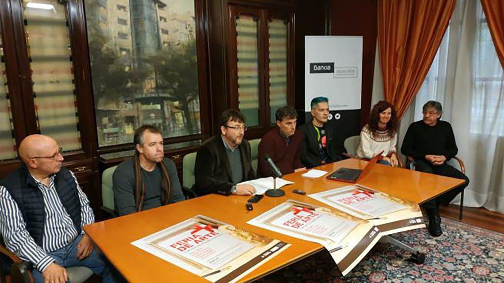20 minutos. Artistas riojanos de primer nivel acercarán sus obras al público del 19 al 28 de diciembre en Caja Rioja Bankia-Gran Vía