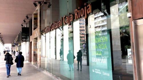 Diario La Rioja. Feria de Arte en Logroño